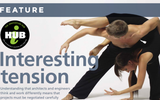 Interesting Tension (Magazine Article)